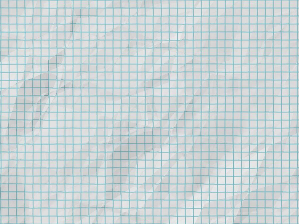 Crumpled-Graph-Paper